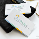 Business Card Design | First Energy