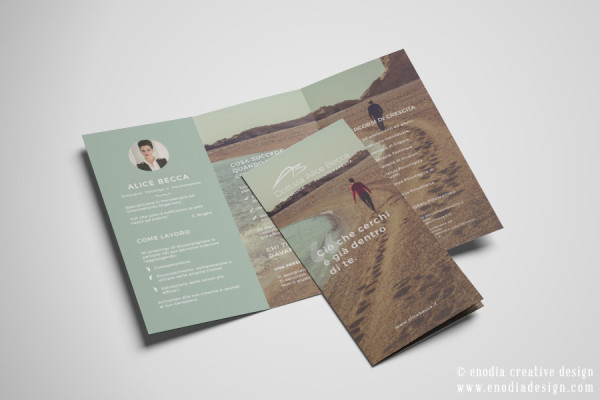 Brochure Design | Alice Becca